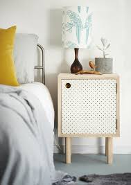 Pegboard Side Tables From Homebase Collections New Zealand