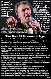 The End Of Science Is Nye Paths To Knowledge Dot Science