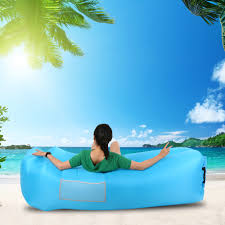US $22.39 30% OFF|Fast Folding Adult Beach Lounge Chair Light Sleeping Bag  Waterproof Inflatable Bag Lazy Sofa Camping Sleeping Bags Air Bed-in ... Lounge Chairs On The Beach Man Wearing Diving Nature Landscape Chairs On Beach Stock Picture Chair Towel Cover Microfiber Couple Holding Hands While Relaxing At A Paradise Photo Kozyard Cozy Alinum Yard Pool Folding Recling Umbrellas And Perfect Summer Tropical Resort Lounge Chair White Background Cartoon Illustration Rio Portable Bpack With Straps Of