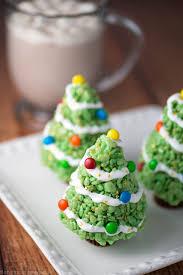 Christmas Tree Treats Hot Chocolate TruMoo