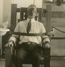 chaise lectrique histoire de la chaise électrique