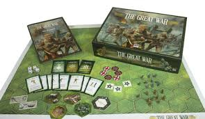 The Great War Board Game