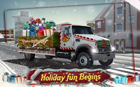 Santa Christmas Gift Delivery - Android Apps On Google Play Truck Driver Gifts Drink Cofee Be Amazing And Sleep Trucker Coffee 114 Scale Cargo Action Figures Men Blue With Official Title Badass Fathers Day Gift 2018 Hot Sale Super Fashion Clothing Male Crossfit T Shirt _ Truck Driver Gift Ideas Popular Everything Videos Idea For 18 Mens Dad Shirt Employee Recognition Awards Shirts Funny Tshirt Asphalt Cowboy Key Chain Semi Charm