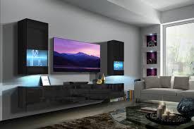 sezana n21 modernes wohnzimmer wohnwand wohnschrank schrankwand möbel