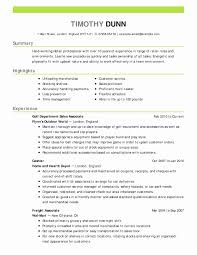 Military Experience On Resume Example Unique Luxury Sample Best 30
