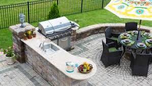 outdoor küchen kochen unter freiem himmel liegt im trend