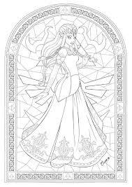 Princess Zelda Coloring Pages 10 74 Best Images About Legend Of On Pinterest