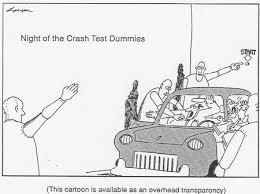 40 Crash Test Dummies Video