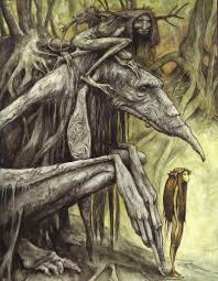 Ernest Saves Halloween Troll by Into The Woods Series Myth U0026 Moor