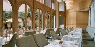 Lacroix Restaurant At The Rittenhouse Fine Dining In Philadelphia