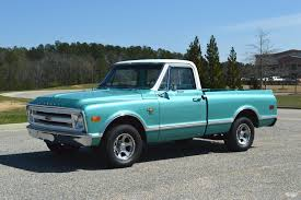 1968 Chevrolet C10   Leaded Gas Classics 1968 Chevrolet Pickup For Sale Classiccarscom Cc1087923 Chevy Truck Has Remained In The Family Classic C10 Streetside Classics Nations Trusted W236 Kissimmee 2012 12ton Connors Motorcar Company Ck Sale Near Cadillac Michigan 49601 Tbar Trucks Barn Find Chevy Stepside 136310 Rk Motors Cars Shdown Auto Sales Drive Your Dream F106 Indy 2016 Gm Heritage Center Archive Trucks