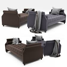 purple velvet tufted sofa bed futon caravana furniture toronto in