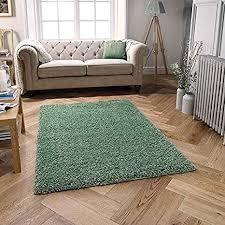 de 120 cm x 170 cm salbei grün farbige harmony