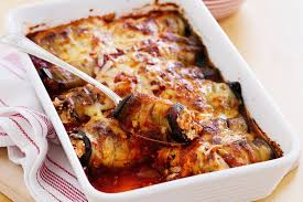 plat rapide a cuisiner recette aubergines au four ail et parmesan