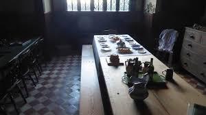 Speke Hall Liverpool Staff Dining Table