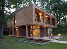 100 Modern Wooden House Design Beautifully Designed Passive House Vallentin Architecture