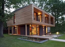 100 Modern Wooden House Design Maison Passive Avec Facade En Bois Architecture Maison