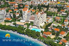 100 Lagenhet MAKARSKA Apartments Near The SEA Apartment MILKA A1
