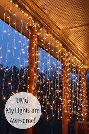 Best Ever Backyard Lighting: String Lights! - Yard Envy Outdoor String Lights Patio Ideas Patio Lighting Ideas To Light How To Hang Outdoor String Lights The Deck Diaries Part 3 Backyard Mekobrecom Makeovers Decorative 28 Images 18 Whimsical Hung Brooklyn Limestone Tips Get You Through Fall Hgtvs Decorating 10 Ways Amp Up Your Space With Backyards Ergonomic Led Best 25 On Pinterest On