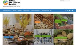 104 Small Footprint Family Footprintfamily Com Observe News Sustainability Starts