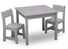 Delta Children MySize Kids Wood Chair Set And Table (2 Chairs Included),  Grey Marvelous Distressed Wood Table And Chairs Wooden Chair Set Chair 45 Fabulous Toddler Fniture Shops In Vijayawada Guntur Nkawoo Childrens Deluxe And White White Table Chairs For Toddlers Minideckco Details About Kids Of 4 Learning Playing Colored Fun Games Children 3 Pc With Storage Max Lily Natural Kid Square Modern Extraordinary With Gypsy Art Craft 2 New Springfield 5piece Tot Tutors Friends Whitepinkpurple