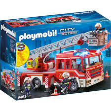 PLAYMOBIL 9463 Toy Vehicle, Construction Toys Grey, Red, Truck, 5 Yr ... Playmobil Take Along Fire Station Toysrus Child Toy 5337 City Action Airport Engine With Lights Trucks For Children Kids With Tomica Voov Ladder Unit And Sound 5362 Playmobil Canada Rescue Playset Walmart Amazoncom Toys Games Ambulance Fire Truck Editorial Stock Photo Image Of Department Truck Best 2018 Pmb5363 Ebay Peters Kensington