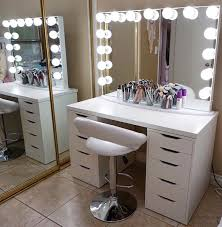 Makeup vanity All Around the House Pinterest