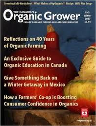 The Canadian Organic Grower Magazine