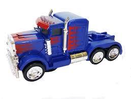 100 Optimus Prime Truck Model TALKING GANESHA Transformers Deformation Into
