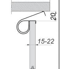 clip fixation plinthe cuisine à ressort pour plinthe la quincaillerie du meuble
