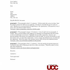 Addressing A Cover Letter New Application Template