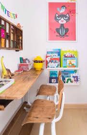 bureau recup bureau pour enfant déco chaise en bois de récup