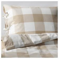 EMMIE RUTA Duvet cover and pillowcase s Full Queen IKEA