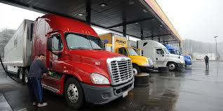 100 Semi Truck Rental GDOT Finds Support For 2 Billion Only Lanes WABE 901 FM