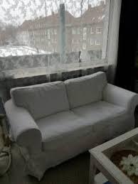 ikea ektorp sofa 2er weiß in hannover linden limmer ebay