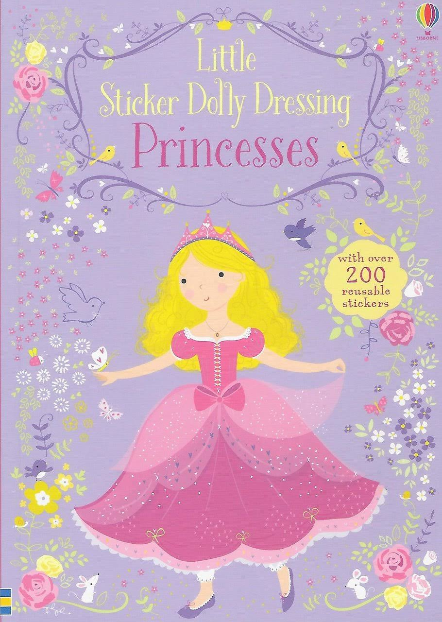 Little Sticker Dolly Dressing Princesses [Book]