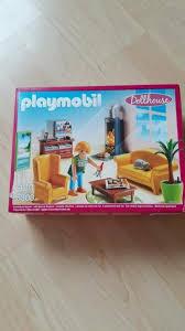 playmobil dollhouse wohnzimmer 5308 komplett und in ovp