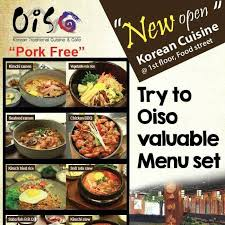 traditional cuisine oiso traditional cuisine and cafe ioi mall puchong ร าน