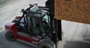 Terminal Forklift / All-wheel Steering - TXH SERIES 48