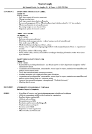 Clerical Resume Sample Inventory Control Resume New Fresh Sample ... School Clerk Resume Sample Clerical Job Zemercecom Accounting 96 Rumes Medical Riverside Clinic 70 Elegant Models Of Free Samples Template Great Images Gallery Objective For Entry Level Luxury For Pin On And Format Resume Worker Example Writing Tips Genius Administrative Assistant In Real Estate New Lovely Library Examples Office How To Write A Clerical Eymirmouldingsco Sample Vimosoco