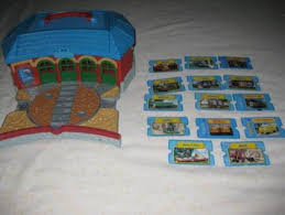 Thomas The Train Tidmouth Shed Layout by Thomas The Tank Engine Tidmouth Sheds Gumtree Australia Free