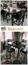 Big Lots Kitchen Table Chairs by Big Lots Dining Room Makeover Reveal