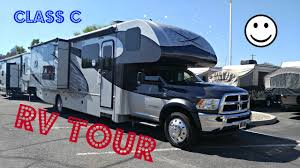 Class C Motorhome With Bunk Beds by Dodge Dynamax Rv Class C Camper 35 Ft 2 Slides Over Cab Bed