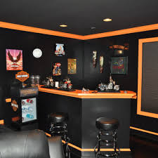 Living Room Harley Davidson Interior Design Ideas Modern Under
