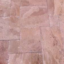 Versailles Tile Pattern Travertine by Travertine Pavers Natural Stone Us
