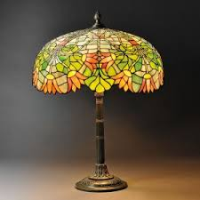 Duffner And Kimberly Lamp Base by The Value Of Mosaic Glass Antique Tiffany Lamps Duffner