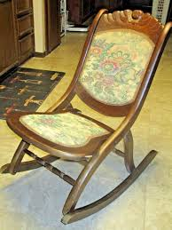 VINTAGE FOLDING ROCKING CHAIR, SEWING CHAIR WITH TAPESTRY ... Singer Model 45223 Simanco Sewing Machine For Sale Victorian Folding Campaign Chair The Hoarde Bargain Johns Antiques Antique Childs Idea For My Antique Folding Rocking Chair In 2019 Rocking Vtg Womens W Arms German Dollhouse Gilt Soft Metal Basket Early 1900s Large 1 Scale Vintage Chairs With Grain Sack Stencil Prodigal Pieces Set Of 3 Mid Century Stakmore Wood Armless Elegant Bentwood Ding Sets Pairs Br7 Wcabinet And