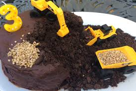 How To Make A Chocolate Construction Cake - The Easiest And Most ... Dump Truck Cupcake Cake With Orange Cones Spuds Mcgees 3rd Bday Truck Cake Crissas Corner Fresh Baked By Tracy Food Drink Pinterest Cstruction Pals Cakecentralcom Fondant Amandatheist Birthday Chuck Birthday Cakes Are So Cakes 7 For Adults Photo Design Parenting Another Pinner Wrote After Viewing All The Different Here Deliciously Declassified