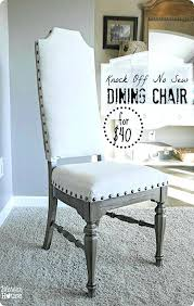 Build A Dining Room Chair Chairs Inspirational How To Reupholster Upholstery Diy