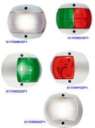 perko series 0170 european style running lights incandescent nav